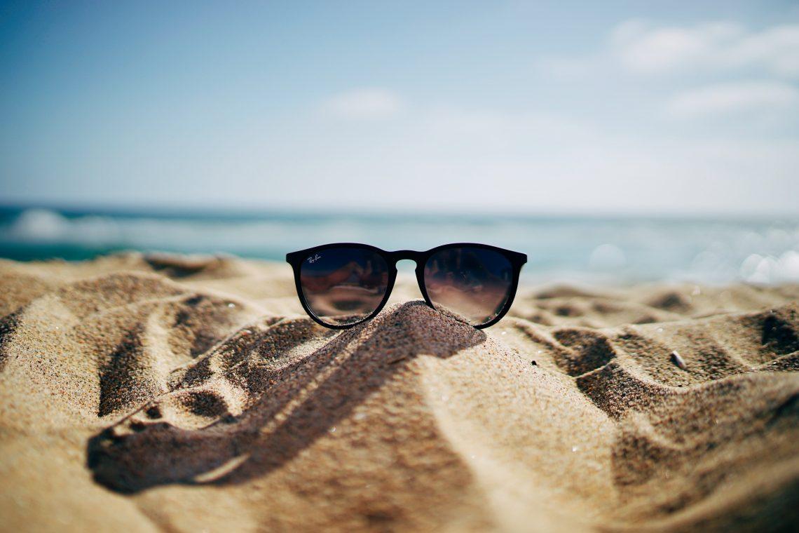 Beach glasses