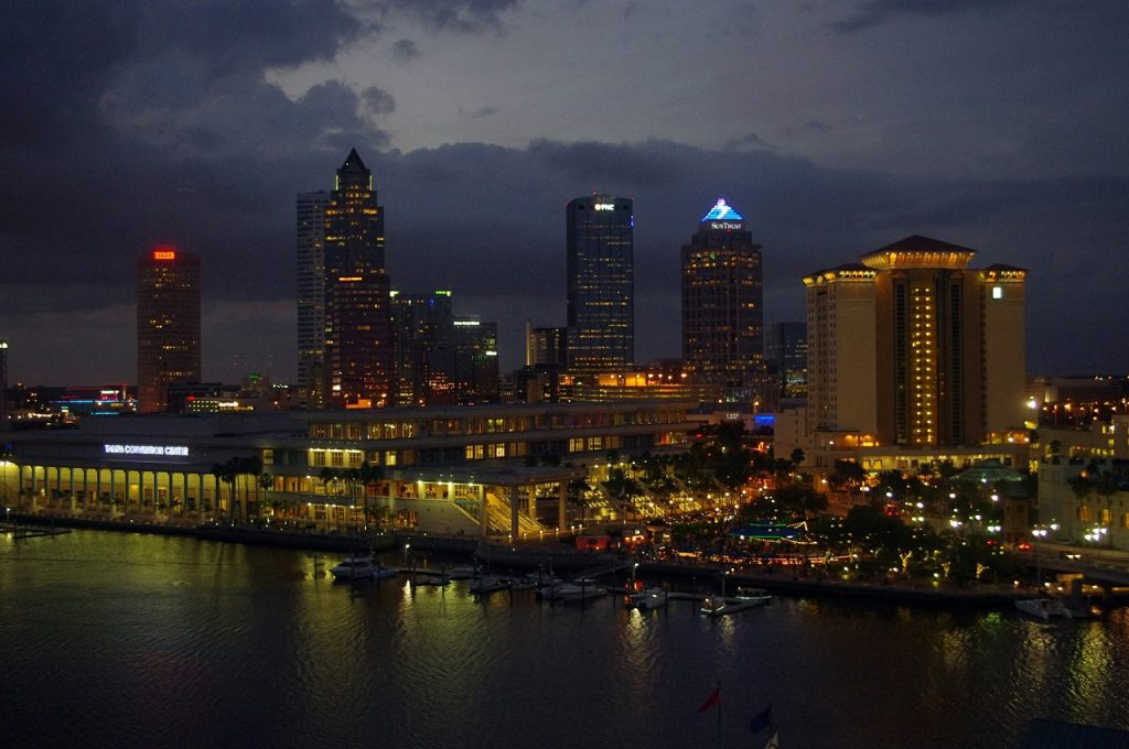 Walk around Tampa