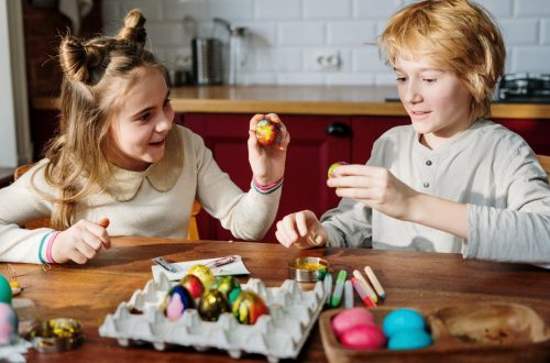6 Fun Ideas to Celebrate Easter With Your Kids
