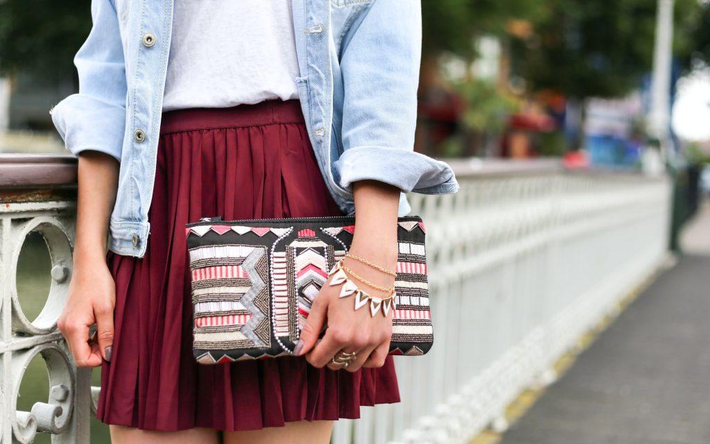 Ultra Mini Skirts